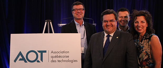 TECNA 2014 SUMMER CONFERENCE Denis Coderre