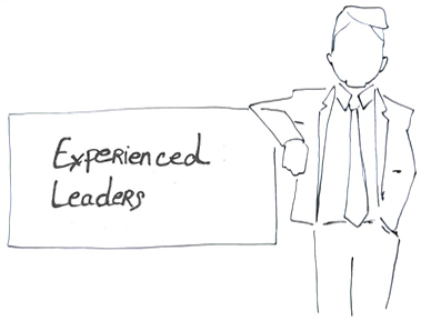 experienced leader