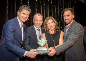 CROESUS, gagnante PME en lumière 2016