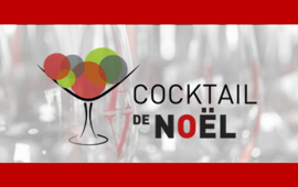 Cocktail de Noël 2016 [Québec]