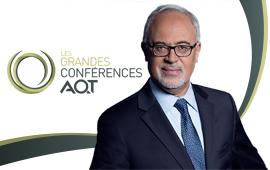 Grandes Conférences de l'AQT avec Carlos Leitão