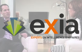EXIA: Unique Expertise and Innovative Business Intelligence Solutions for Organizations