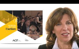 L'AQT en AQTion - Rapport d'activités pour l'année 2015-2016