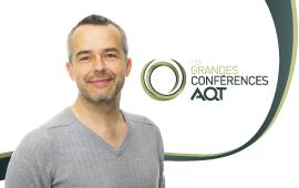 Grande Conférence de l'AQT avec Louis Roy, Optel