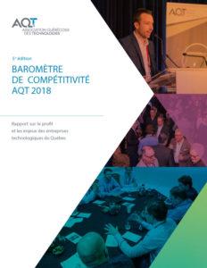 Baromètre de compétitivité AQT 2018